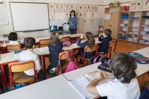 Aula Scuola Primaria Paola Di Rosa